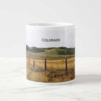 prairie in Colorado Giant Coffee Mug