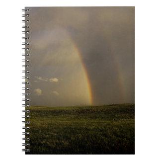 Prairie Rainbow Notebooks