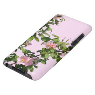 Prairie Rose Barely There iPod Covers