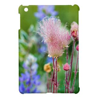 Prairie Smoke Wildflowers In Aspen Grove 2 iPad Mini Cases