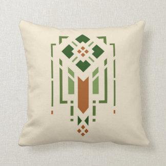 Prairie Stencil Cushion