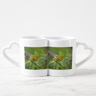 prairie warbler lovers mug