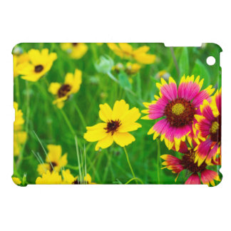 Prairie wildflowers in Hill Country Case For The iPad Mini