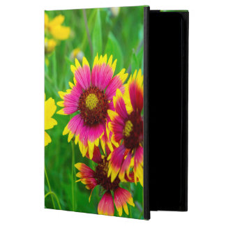 Prairie wildflowers in Hill Country iPad Air Cover