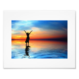 Praise and Worship Photo Print