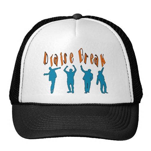Praise Break Mesh Hat