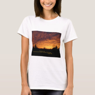 Praise the Lord! --Psalms 148:1 T-Shirt