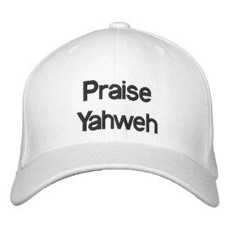 Praise Yahweh - Hat Embroidered Cap