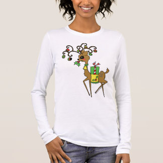 Prancer Long Sleeve T-Shirt