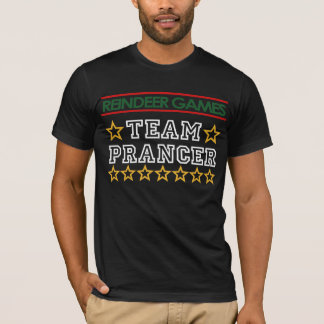 Prancer Shirt Dark