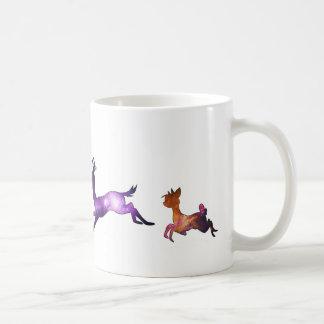 Prancing Coffee Mug