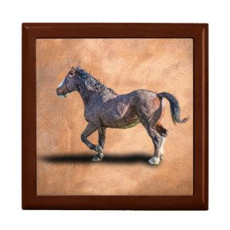 PRANCING HORSE GIFT BOX