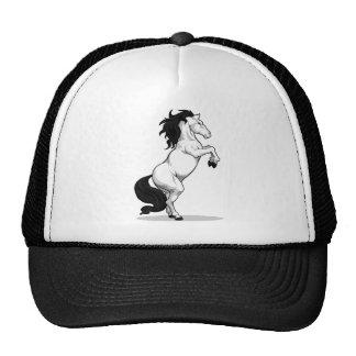 Prancing Stallion or Horse Cap