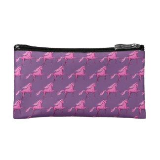 Prancing Unicorn Cosmetic Bag