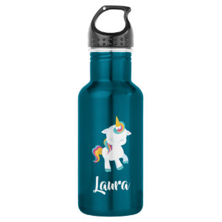 Prancing Unicorn So Cute 532 Ml Water Bottle