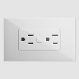 Prank Electrical Outlet Sticker Funny April Fools