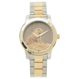 Prarie Dog Ain't I Cute Wristwatches