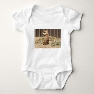 Prarie Dog Eating Grass Infant Creeper