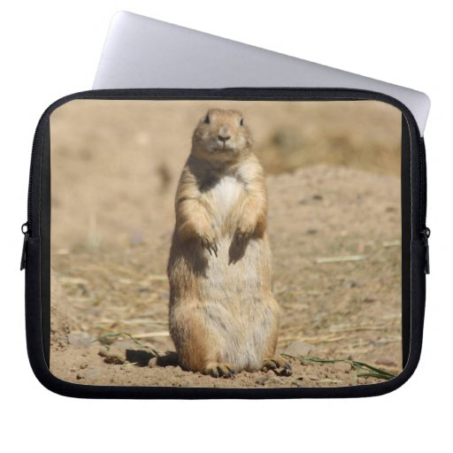 Prarie Dog Computer Sleeves