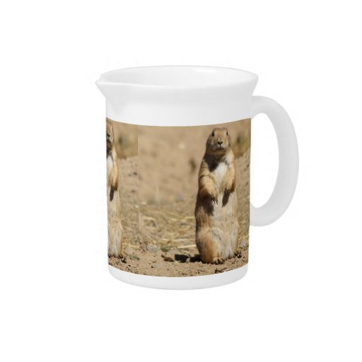 Prarie Dog Drink Pitchers