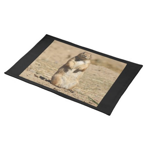 Prarie Dog Placemats