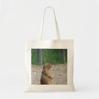 Prarie Dog Budget Tote Bag