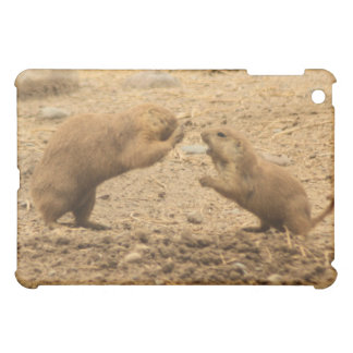 Prarie Dogs Give Me Some Skin iPad Mini Covers