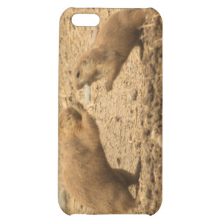 Prarie Dogs Give Me Some Skin iPhone 5C Cover