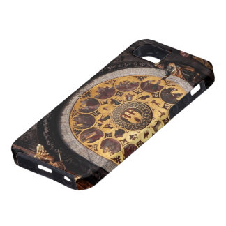 Prauge Clock Decoration iPhone 5 Cases