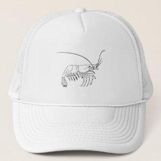 Prawn Art Trucker Hat