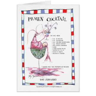prawn cocktail recipe, tony fernandes greeting card