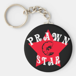Prawn Star Advanced Key Ring
