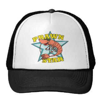 Prawn Star Cap