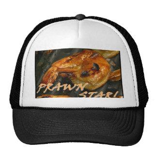 Prawn Star Mesh Hat