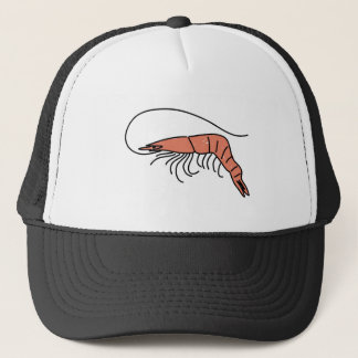 prawn trucker hat