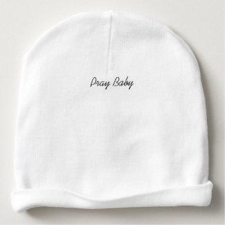 Pray Baby Baby Beanie