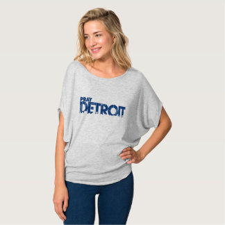 Pray Detroit Women's top
