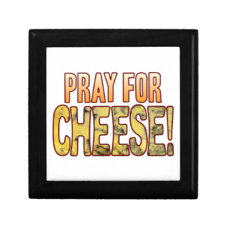 Pray For Blue Cheese Small Square Gift Box