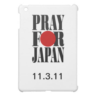 Pray for Japan iPad Case