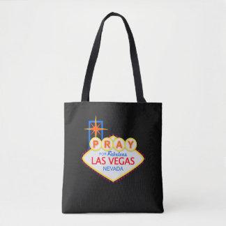 Pray for Las Vegas Tote Bag