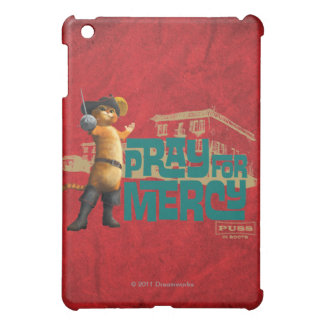 Pray for Mercy (blue) 2 iPad Mini Case