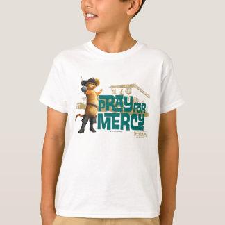 Pray for Mercy (blue) 2 Tshirts
