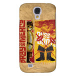 Pray for Mercy (red) Galaxy S4 Case