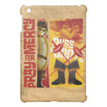 Pray for Mercy (red) iPad Mini Cover