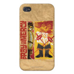 Pray for Mercy (red) iPhone 4/4S Cover