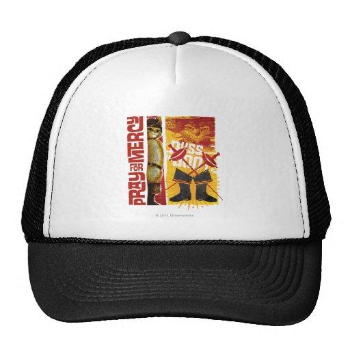 Pray for Mercy (red) Trucker Hat