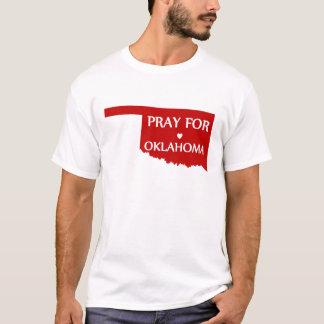 Pray for Oklahoma T-Shirt