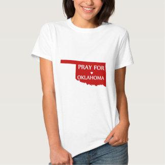Pray for Oklahoma Tshirt