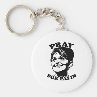 Pray for Palin Keychain