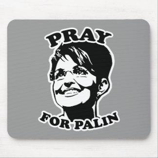 Pray for Palin Mouse Mat